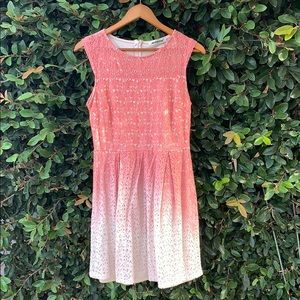 Dresses & Skirts - Pink ombré dress